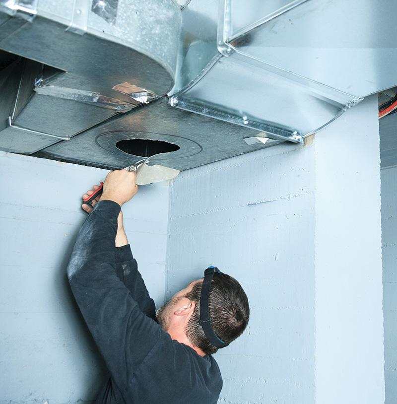 Air Duct Cleaning Services in Wilmington, NC